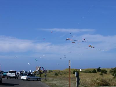 Long beach - Self proclaimed kite capital