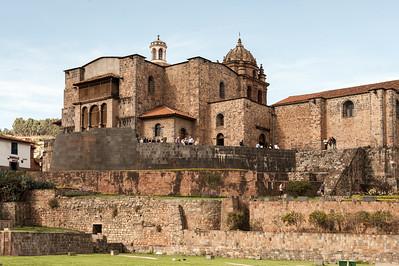 Qorikancha - Convento de Santo Domingo
