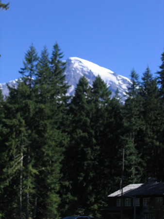 Ride around Mt Rainier