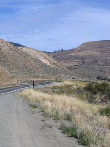 Hills and little traffic = good curvy roads