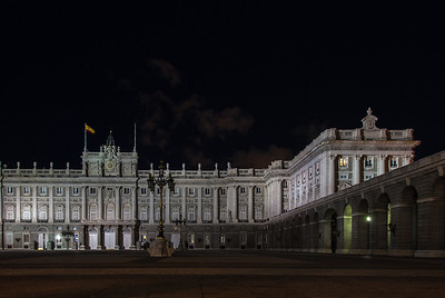 Palacio Real de Madrid (The Royal Palace)