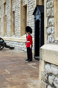 The Tower of London - Guardsman