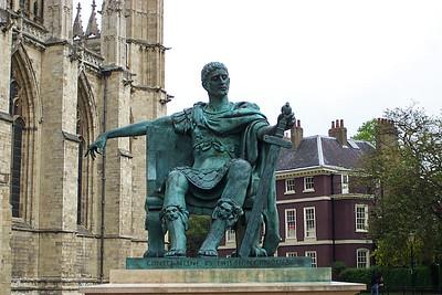 York Minster - Constantine