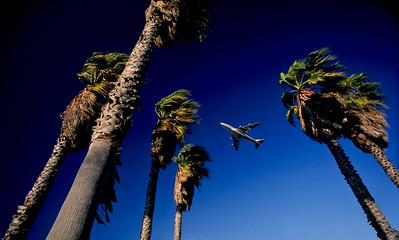 Takeoff LAX