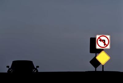 No Turn