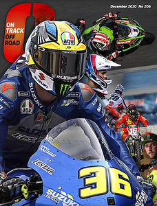 Cover of On Track Off Road issue 206
