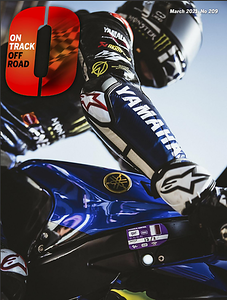 Cover of On Track Off Road issue 209
