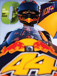 Cover of On Track Off Road issue 205