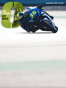 Cover of On Track Off Road issue 203