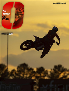 Cover of On Track Off Road issue 210