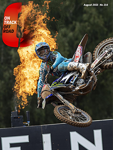 Cover of On Track Off Road issue 214