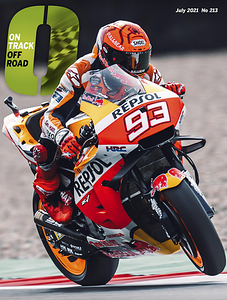 Cover of On Track Off Road issue 213