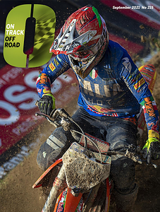Cover of On Track Off Road issue 215