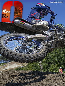 Cover of On Track Off Road issue 212