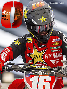 Cover of On Track Off Road issue 204