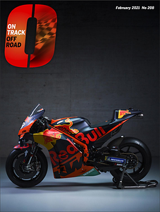 Cover of On Track Off Road issue 208