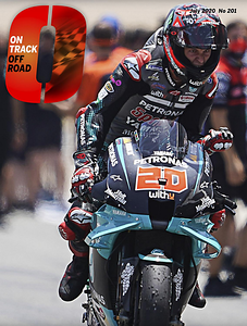 Cover of On Track Off Road issue 201