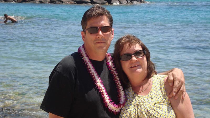 Hawaii. April 2009