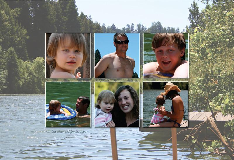 Russian River, Californai. June 2008.