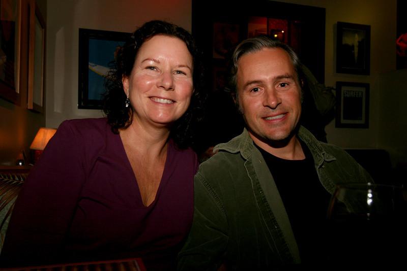 Jeff and Juliette. Santa Cruz. December 2008.