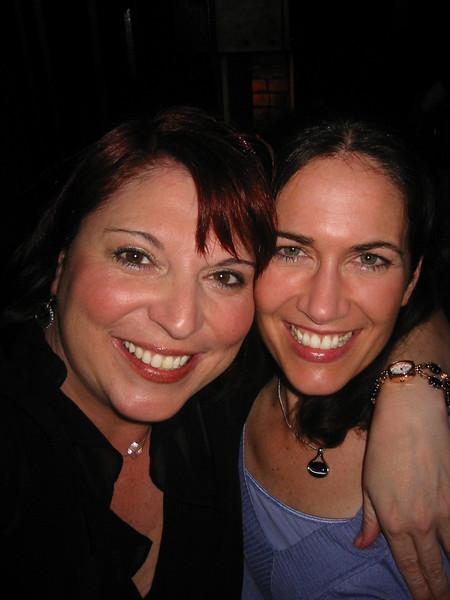 Julia and Michelle. The Red, Santa Cruz, California. August 2008.