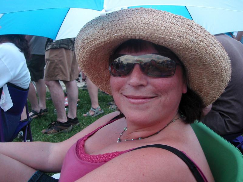 Me.<br /> New Orleans, April 2005