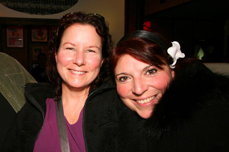 Me and Juliette. Santa Cruz. December 2008.