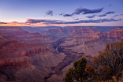 Grand Canyon at Sunset Version 2