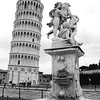 Leaning Tower and Figures