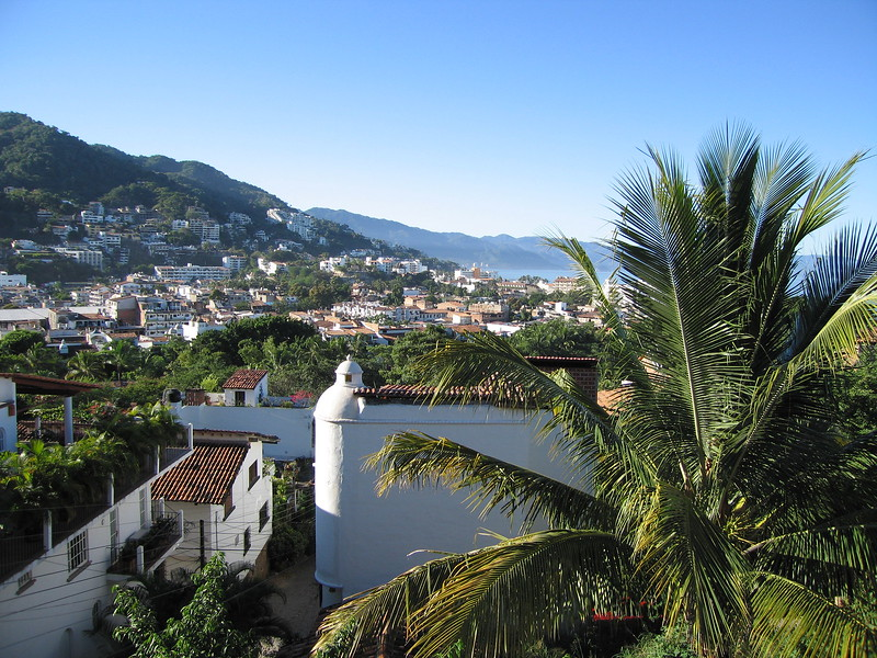 View from Hacienda San Angel