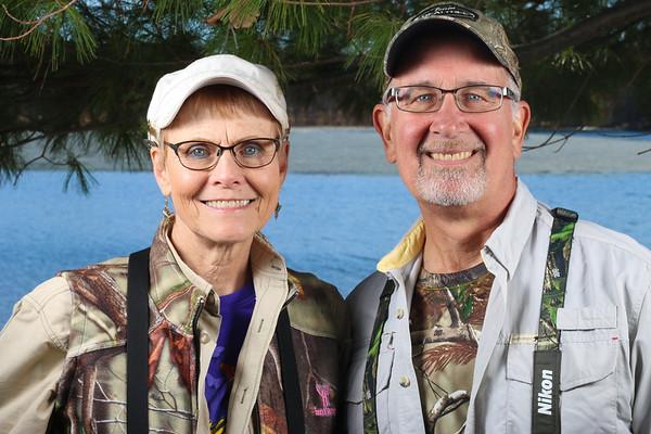 LeAnn & Ron on location
