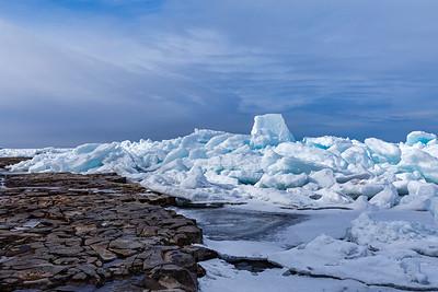 Blue Ice #5
