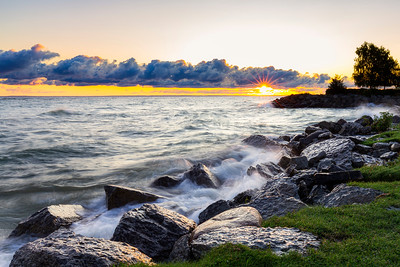 Sunrise at Sunset Point