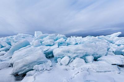 Blue Ice #4