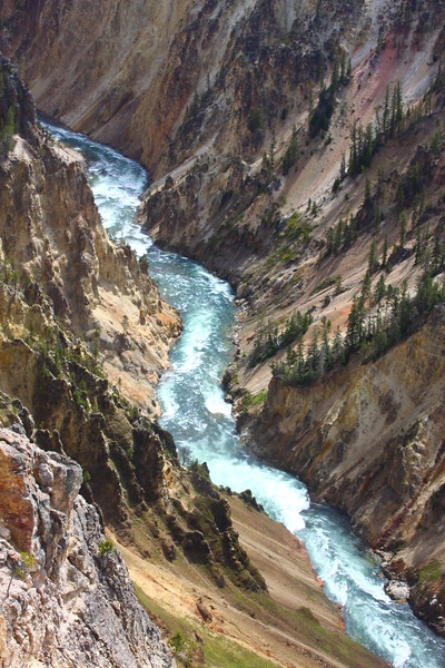Yellowstone River, WY