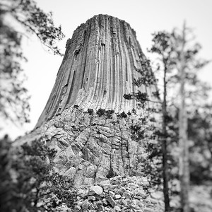 Devil's Tower national monument WY