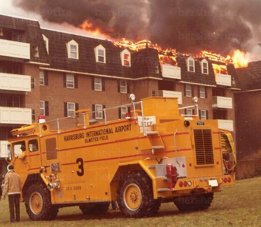 Hershey FD Vintage Action: Pineford Village Apartments