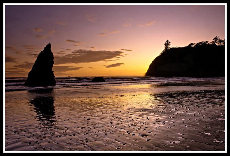 Ruby Beach Wa.