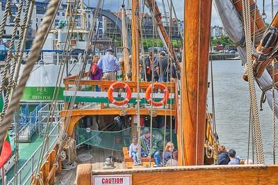 On Board the Matthew