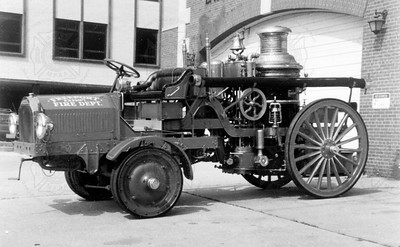 American-LaFrance 1918 T31 Freeport SFE