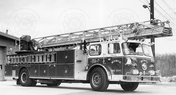 Seagrave 1973  Bowie, MD