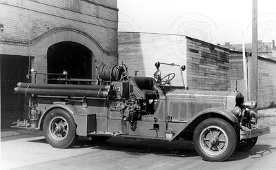 American-LaFrance 1931 200 Pumper 1000 gpm St Paul