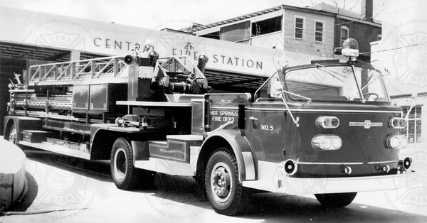 American-LaFrance 1966 900 TDA Hot Springs AR