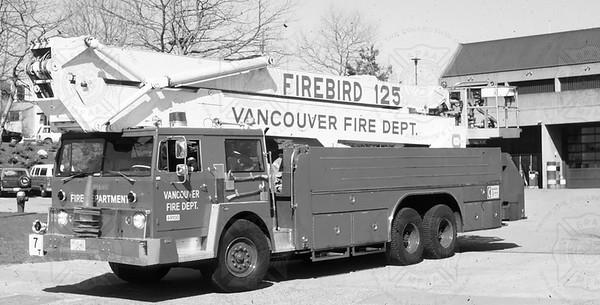 Calavar 1973 Hendrickson Firebird 125 ft Vancouver