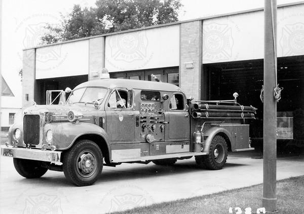 Mack 1958 B95 1250, Minneapolis, MN
