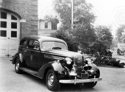 Buick 1936 Chief Car Bloomfield