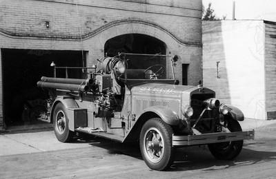 American-LaFrnace 1931 200 Pumper 1000 gpm St Paul 2