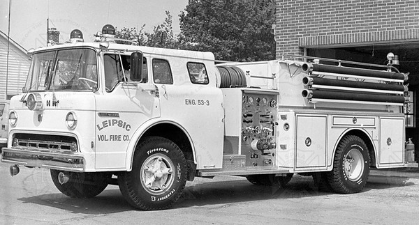 Hahn 1973 Ford C 1000-1000
