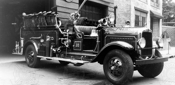 American-LaFrance 1931 GMC
