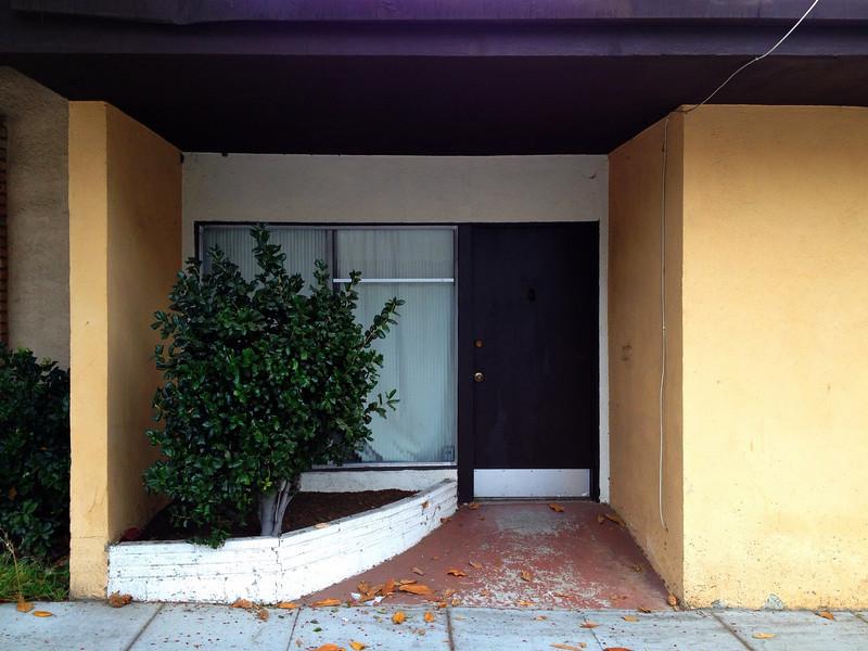 Burbank Doorway